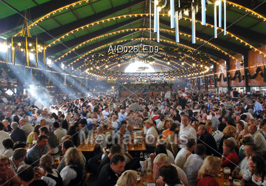 Oktoberfest, Munich, Germany Stock Photo