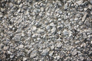 Old Asphalt Closeup Background Stock Photo