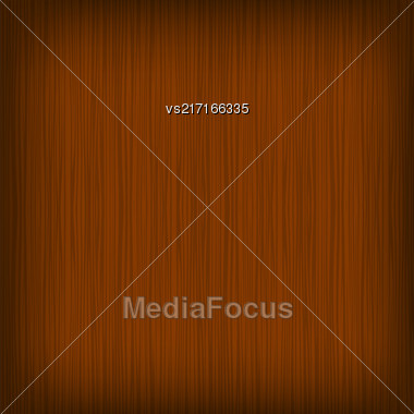 Old Brown Wooden Background. Clean Wooden Texture Stock Photo