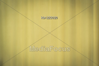 Old Drape Background Soft Texture Vintage Style Stock Photo