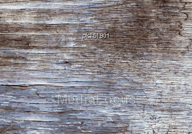 Old Painted Wooden Texture. EPS 10 Vector Illustration Without Transparency Stock Photo