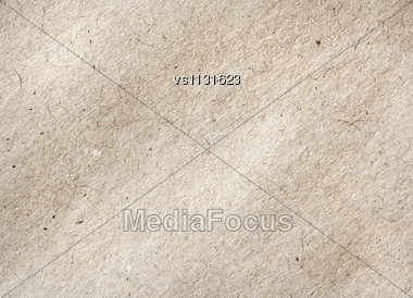 Old Paper Texture Background. Close Up Stock Photo