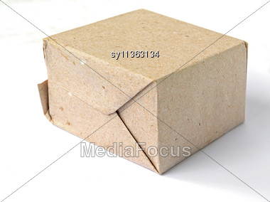 Paper Packing Stock Photo