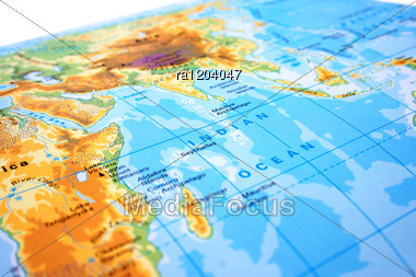 Part world map with europe asia and africa stock photo ra1204047 part of the world map with europe asia and africa stock photo gumiabroncs Choice Image