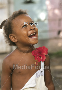 expression african AfricanAmerican Stock Photo