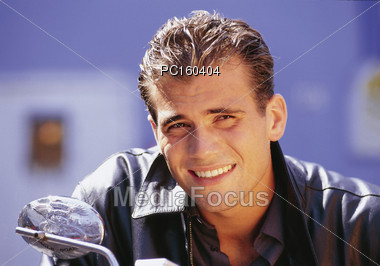 faces happy happiness Stock Photo