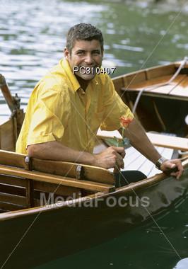 mature leisure men Stock Photo