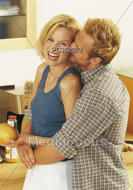 love affection indoor Stock Photo