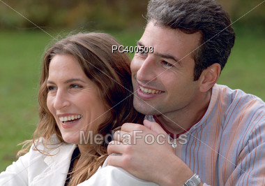 faces happiness posing Stock Photo