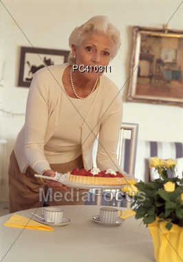 old leisure adult Stock Photo