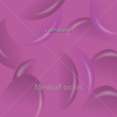 Pink Candy Background. Set Of Pink Jelly Beans Stock Photo