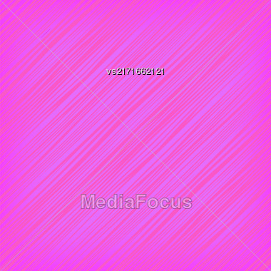 Pink Diagonal Lines Background. Abstract Pink Diagonal Pattern Stock Photo