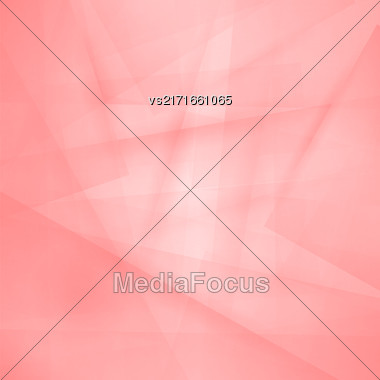 Pink Line Background. Abstract Pink Line Pattern Stock Photo