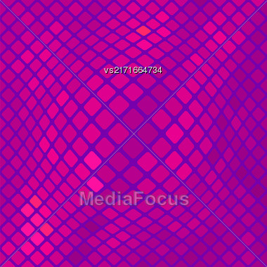 Pink Square Pattern. Abstract Pink Square Background Stock Photo