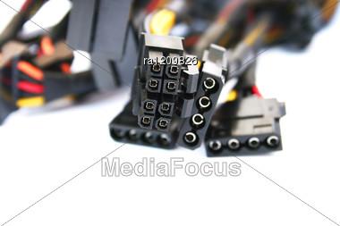 Plugs Stock Photo