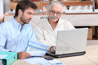 Private Tuition Stock Photo