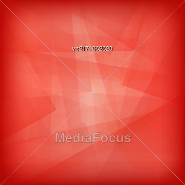 Red Line Background. Abstract Red Line Pattern Stock Photo