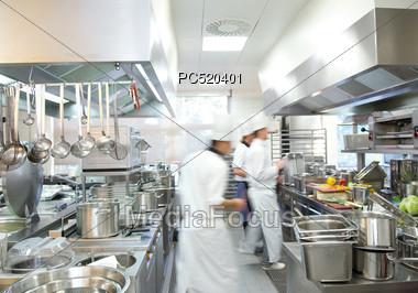 Restaurant Kitchen stock photo restaurant kitchen - image pc520401 - restaurant