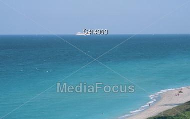 beaches seascapea ocean view backgroundimages Stock Photo
