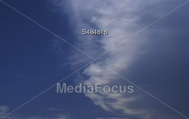 clouds nature backgrounds skies Stock Photo