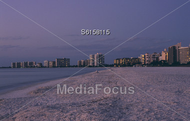 water shore sand tropical sea Stock Photo