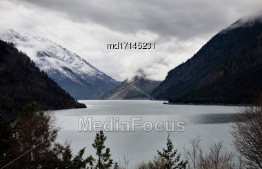 Salmon Arm British Columbia Shuswap Lakes And Tourism Stock Photo