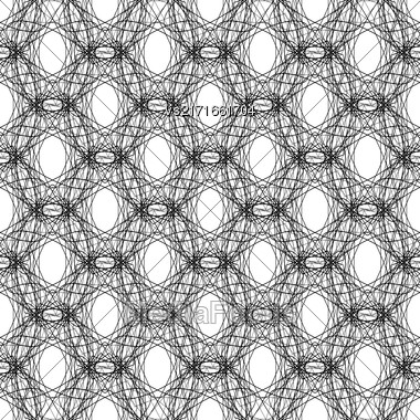 Seamless Texture. Element For Design. Ornamental Backdrop. Pattern Fill. Ornate Floral Decor For Wallpaper. Traditional Decor On White Background Stock Photo