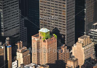 Skyscrapers, New York, USA Stock Photo