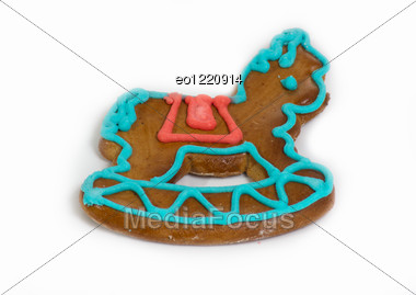 Some Kinds Of Cakes And Cookies Stock Photo