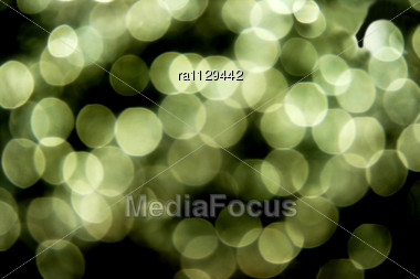 Sparkling Background With Spots Stock Photo