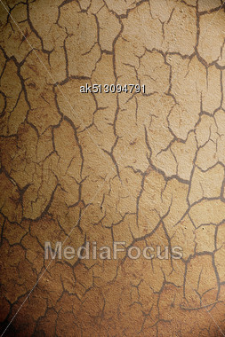 Steel Corrosion As A Background Stock Photo
