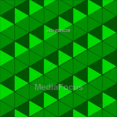 Stylish Texture. Repeating Geometric Tiles. Vector Illustration Seamless Pattern Stock Photo