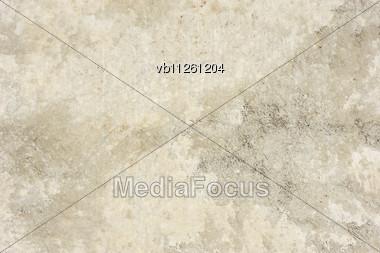 Texture Of Rough Concrete, Light Gray Wall Stock Photo