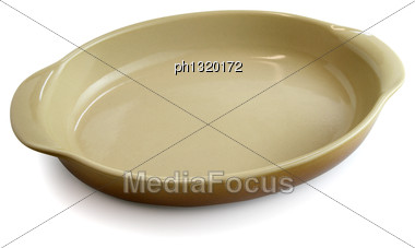 Traditional Serving Dish Stock Photo