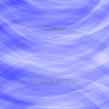 Transparent Blue Background. Watercolor Pattern For Your Design Stock Photo