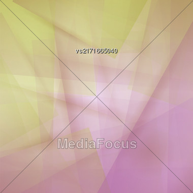 Transparent Line Background. Abstract Colored Line Pattern Stock Photo