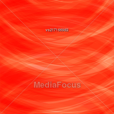 Transparent Red Background. Abstract Pattern For Your Design Stock Photo