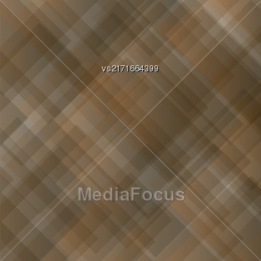 Transparent Square Background. Abstract Light Square Pattern Stock Photo