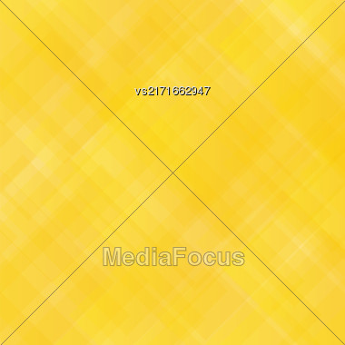 Transparent Square Background. Abstract Yellow Square Pattern Stock Photo