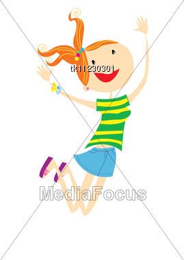 Keywords: adult beautiful beauty blue Carefree cheerful child childhood ...