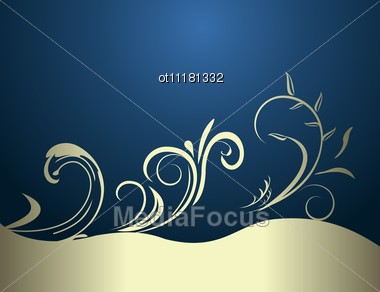 Luxury Background Card For Design Stock Photo