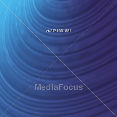 Wave Blue Background. Textured Pattern For Your Design Stock Photo