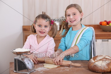 We Are A Bit Messy Stock Photo