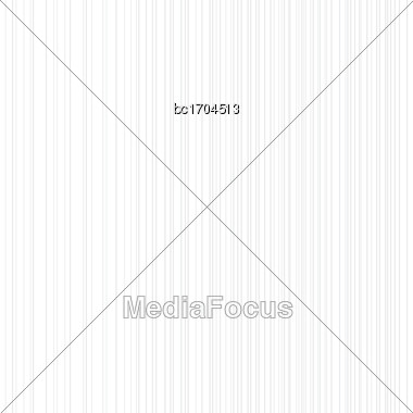 White Background With Strips, Vector Format Stock Photo