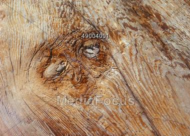 Wood Grain Background Stock Photo