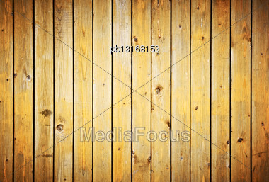 Wood Planks Texture. Vintage Fence Background Stock Photo
