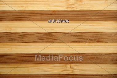 Wooden Brown Striped Grunge Background Stock Photo