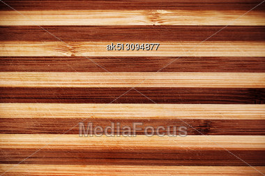 Wooden Brown Striped Grunge Background Stock Photo