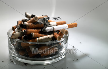 Would You Like To Smoke Yet? Stock Photo