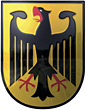 german armor Germany shield blazons stock photography